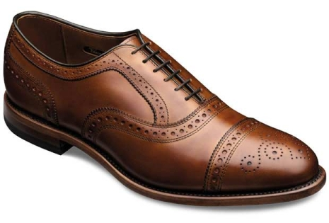 Explanation of Men's Dress Shoes, (Hierarchy of Formality and Why ...