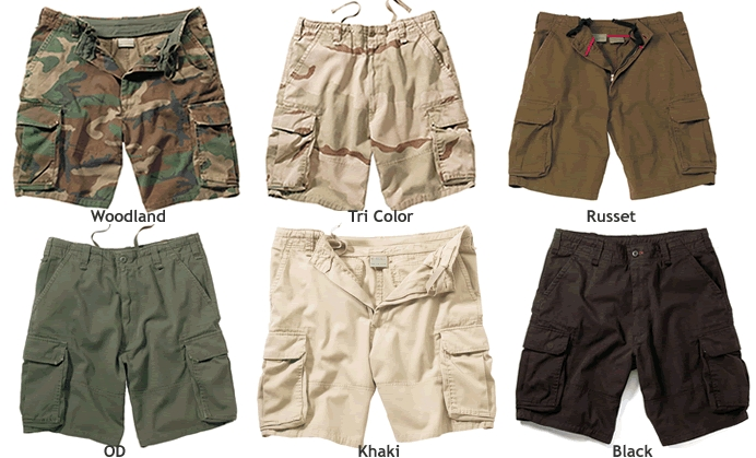 Well Built Style » Style NOPE! – The Cargo Shorts Edition