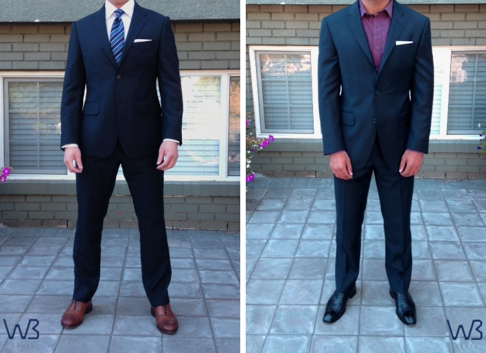 Well Built Style » How a Suit Should Fit