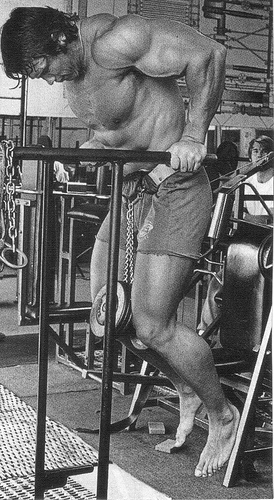 Just because Arnie did them doesn't mean you have to do them as well.