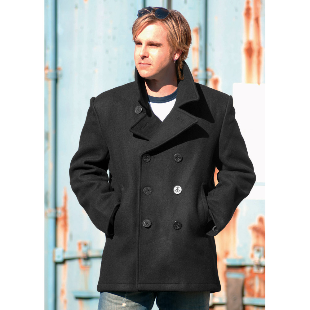 Well Built Style » Style Essential – The Pea Coat