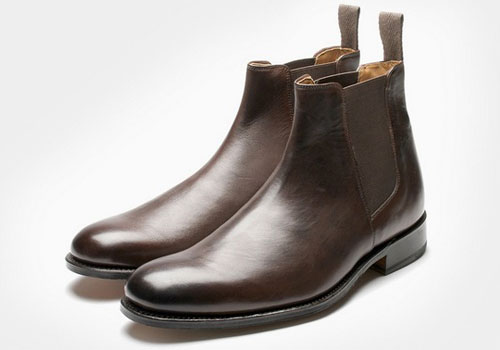 Well Built Style » Up Your Shoe Game: The Chelsea Boot