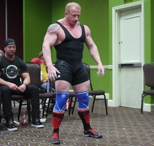 Jamie's training methods have helped him become one of the top powerlifters in North America.