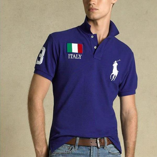Well Built Style Style Essential The Polo Shirt