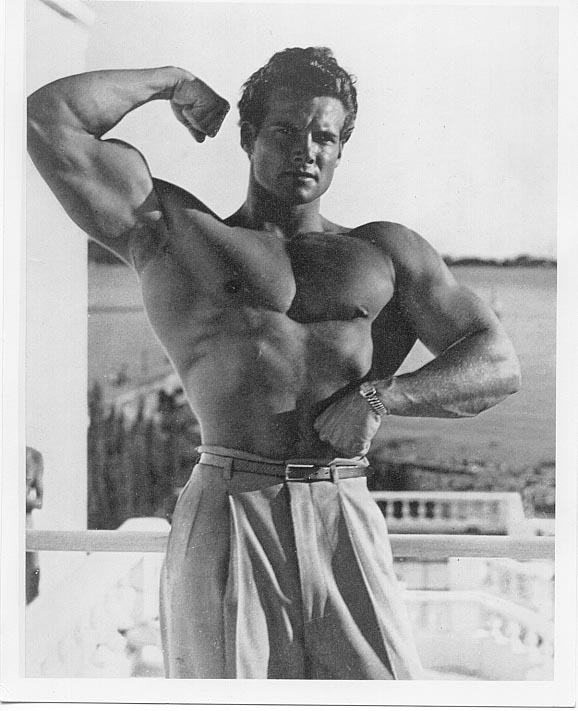 Steve Reeves, one of the all time greats.