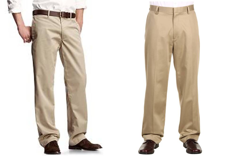 Well Built Style » How To Find Trousers That Fit For Muscular Guys