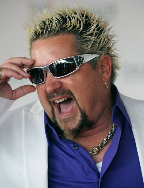 Guy Fieri Sporty Shades