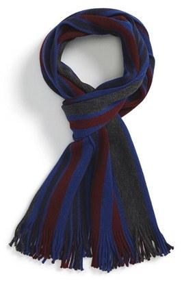 ted baker raschel striped scarf