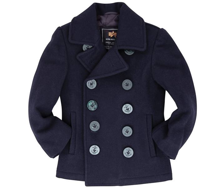 Well Built Style » The 5 Best Men's Pea Coats