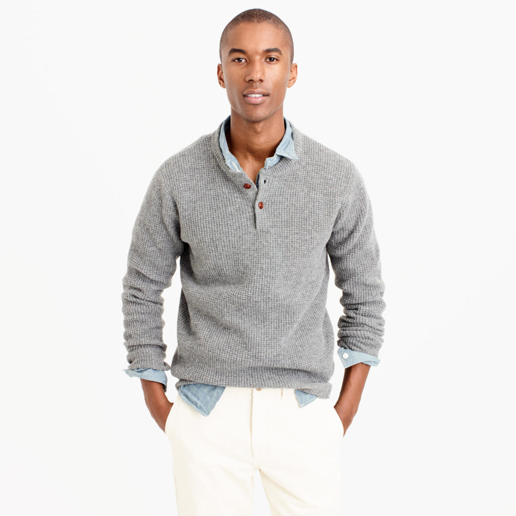 lambswool-thermal-henley-sweater
