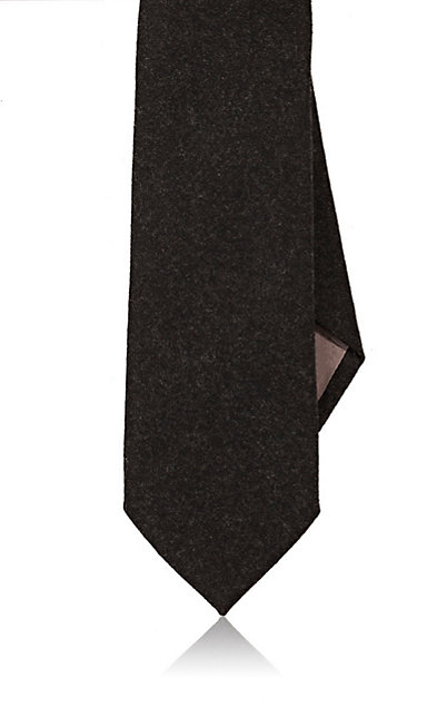 barneys-wool-cashmere-charcoal-grey-tie