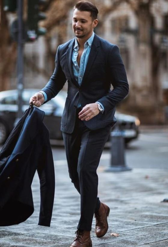 How To Dress With A Rugged Refined Aesthetic Well Built